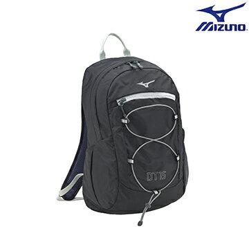 A3JD601209﹝黑﹞DT15 休閒風背包【美津濃MIZUNO】