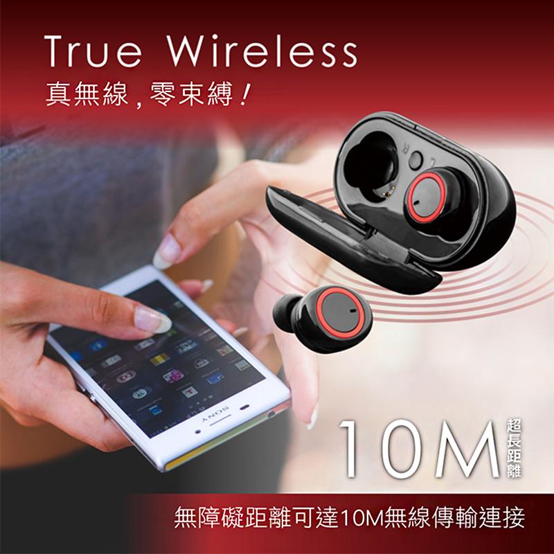 【真無線防水防汗藍芽耳機】藍芽耳機 無線藍芽耳機 防水耳機 運動耳機 立體聲耳機 磁吸耳機 藍牙耳機 無線耳機【AB473】 6