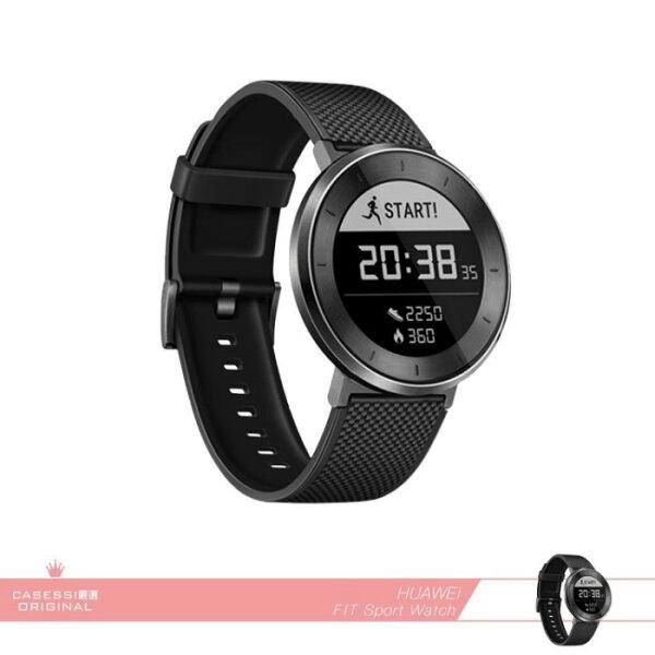 HUAWEI華為原廠FIT運動版智慧手錶_黑錶帶(送立體聲藍牙耳機)