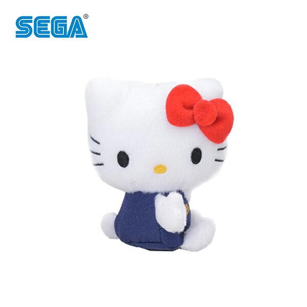右側坐款【日本正版】凱蒂貓 吊飾 擺飾 Hello Kitty 三麗鷗 SEGA - 157207 - 限時優惠好康折扣