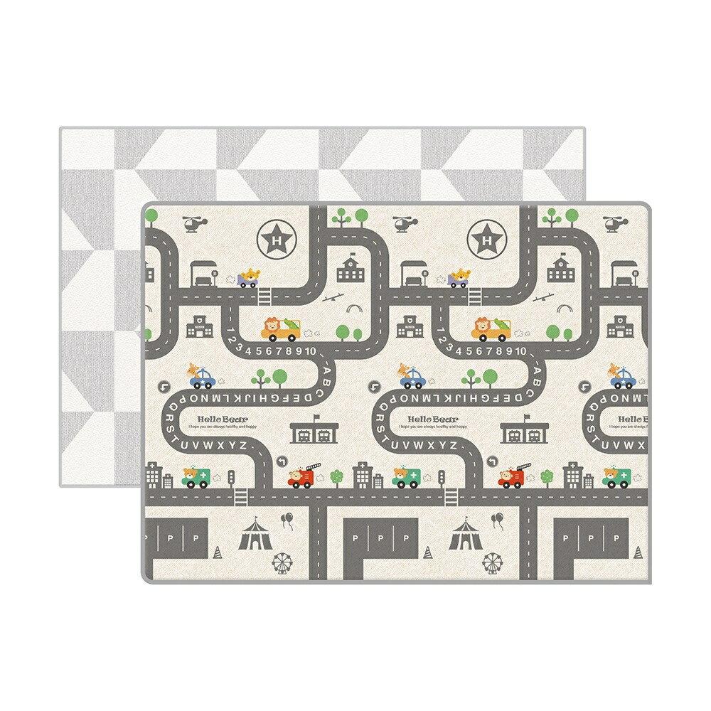 帕龍 PARKLON PE雙面包邊爬行地墊-3款可選(厚1.5cm)安全 / 無毒 / 遊戲地墊 4