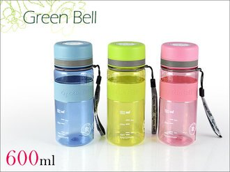 快樂屋♪ Green Bell日本綠貝牌 馬卡龍直飲防滑太空壺 600ml (可手提隨手杯.冷水壺.環保杯.泡茶壺)媲太和工房