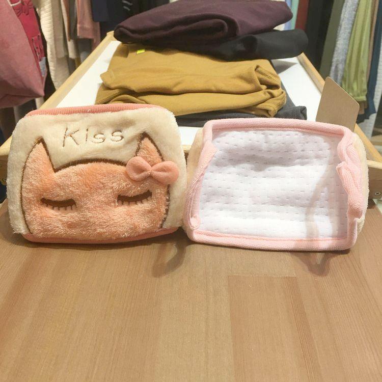 可水洗口罩 可愛造型 貓物