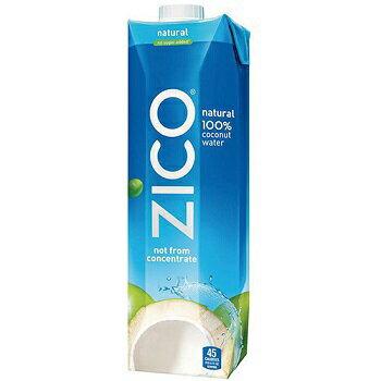 ZICO 100% 椰子水(1L) [大買家] 2