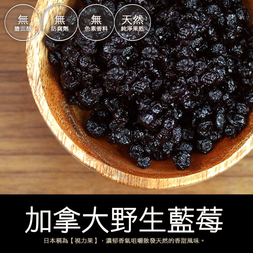 【築地一番鮮】加拿大野生藍莓(250±5克)