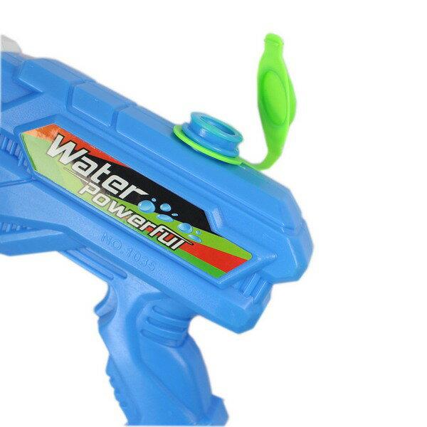 軌道水槍 加壓強力水槍 1035 / 一袋10支入(促120) 壓力水槍 新型設計 童玩水槍玩具-CF144859 1