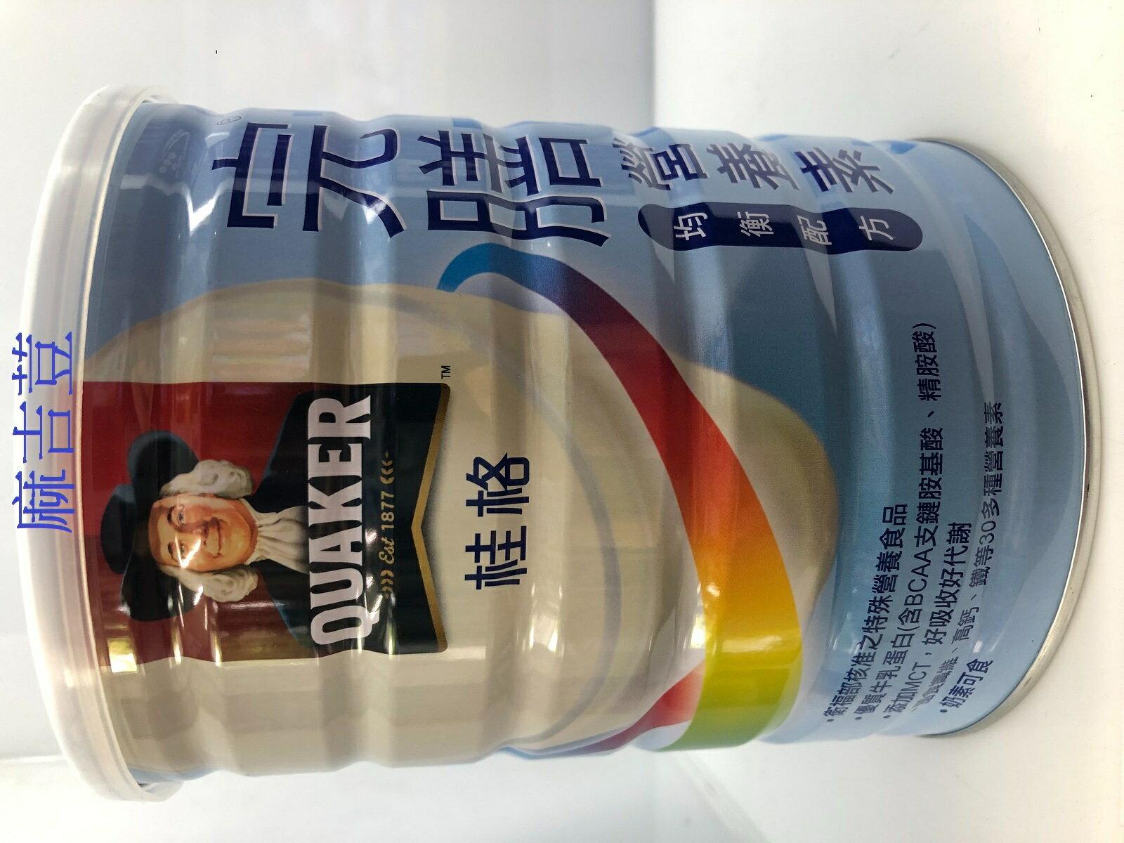 桂格完膳營養素均衡配方 780公克/罐 6罐以上免運費
