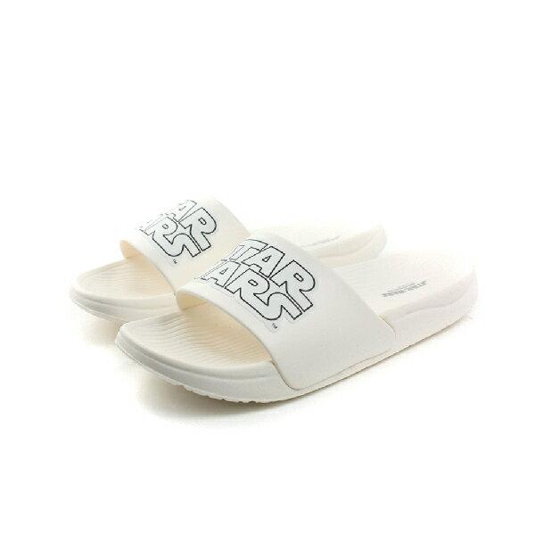 迪士尼 Disney 拖鞋 白色 男女鞋 no709 ~  好康折扣