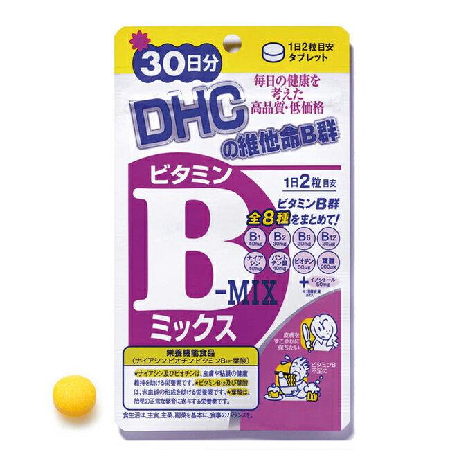 DHC維他命B群(30日份)-60粒 1