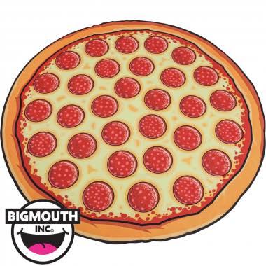 【美國BIGMOUTH】造型海灘毯 披薩款 ((團購省運費)) 0