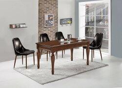 【尚品家具】CM-456-1  納莉莎4.3尺餐桌