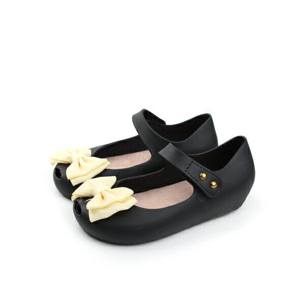 休閒平底鞋 童鞋 黑色 小童 no004