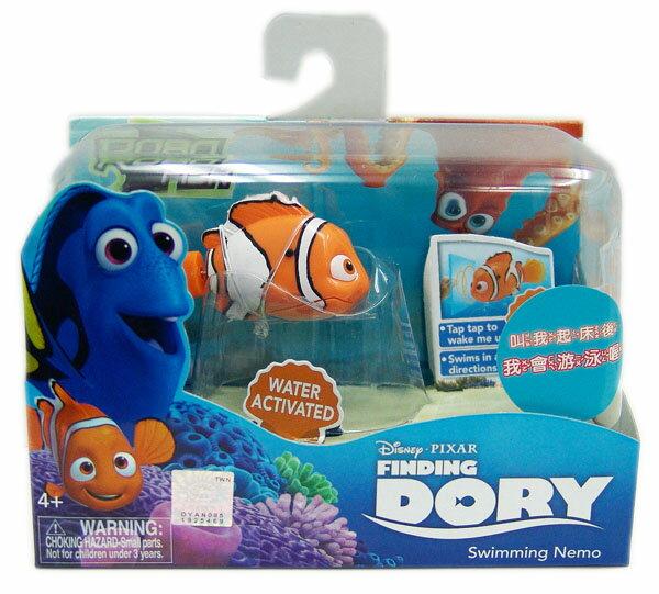 【迪士尼-皮克斯收藏系列】海底總動員2:尋找多莉 電子寵物魚-尼莫