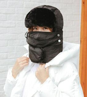 麻吉小舖:寒流賞雪加厚加絨保暖護耳滑雪帽戶外騎車防風防寒帽
