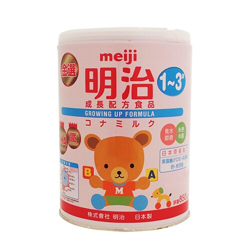明治 新優質成長奶粉#3 850g [買6送1]【合康連鎖藥局】