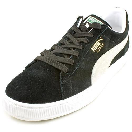Puma Suede Classic + Mens Suede Athletic Sneakers 0