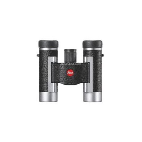 Leica 40651 8 x 20 Silverline Compact Water Proof Roof Prism Binocular