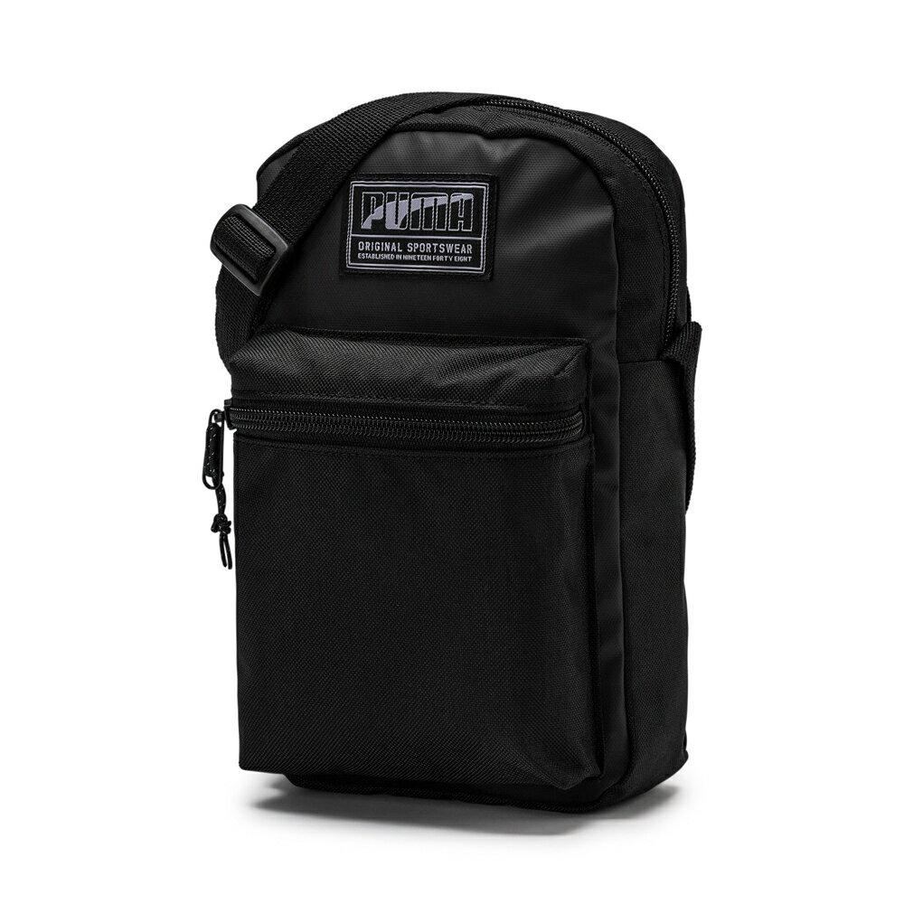 【PUMA】PUMA Academy小側背包(N) 配件 包包 休閒 側背包 -07573401