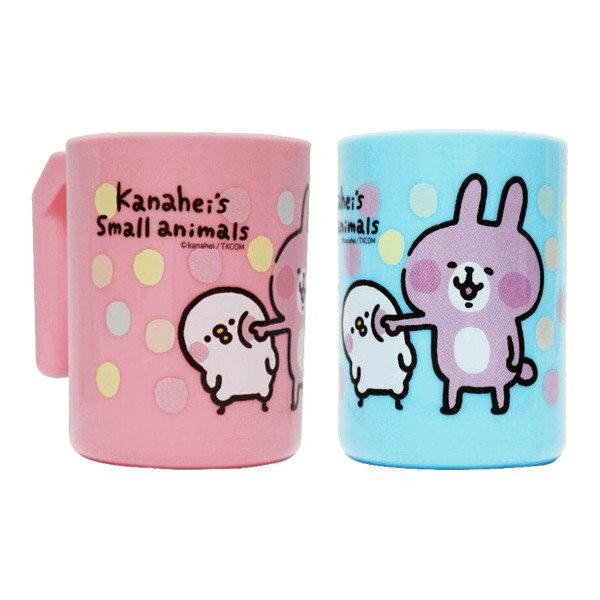 卡娜赫拉的小動物 PP牙刷杯(粉/藍)【悅兒園婦幼生活館】
