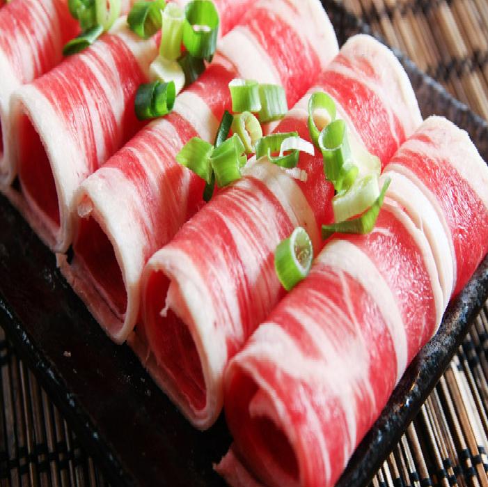 【四季肉舖】美國 特級Choice 培根牛肉片 200g / 包 1