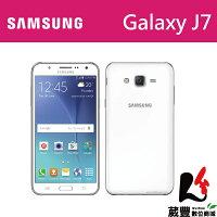 Samsung 三星到【贈16G記憶卡+最鬧沙灘組】SAMSUNG GALAXY J7 J700F 雙卡 LTE 4G智慧型手機【葳豐數位商城】