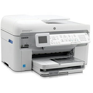 HP Photosmart Premium C309A Multifunction Photo Printer - Color - 33 ppm Mono - 32 ppm Color - 17 Second Photo - 9600 x 2400 dpi - Fax, Copier, Scanner, Printer 2
