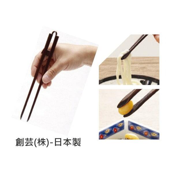 餐具筷子-檜木製老人用品環保日本製[E0505]*可超取*