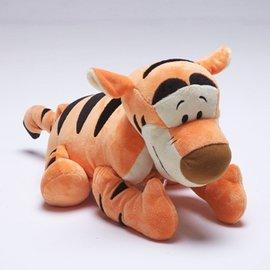 免運 現貨【禾宜精品】迪士尼 跳跳虎 多功能玩偶毯 玩偶 毛毯 枕頭 Zoobies Disney Tiger YZB115