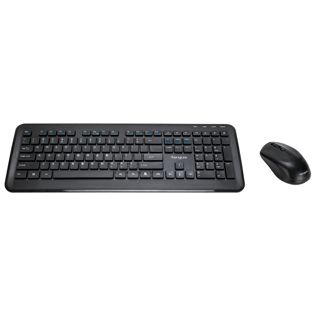 c21dae0cfbd Targus Official Store: Targus KM610 Wireless Keyboard and Mouse ...