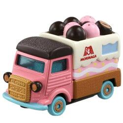 日貨  森永 巧克力 餅乾車 Tomica 汽車多美 小汽車 合金車 玩具車 L00010790