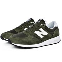 情侶鞋推薦到【NEW BALANCE】NB 420 休閒鞋 運動鞋 女鞋 男鞋 情侶鞋 墨綠 -MRL420SXD就在動力城市推薦情侶鞋