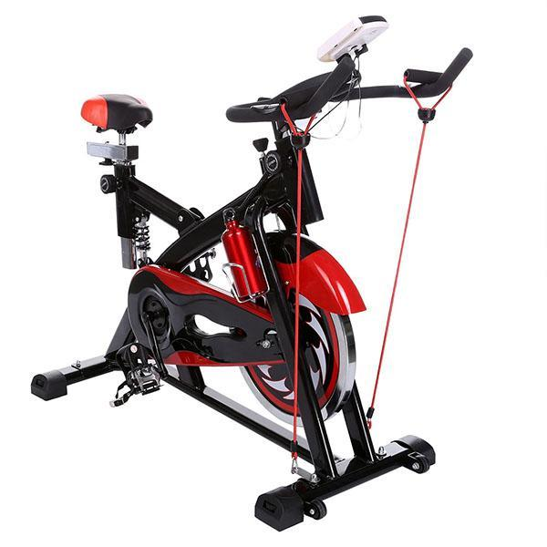 Indoor Cycling Bike Health Fitness Training Gym Equipment 3