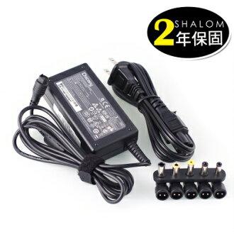 【純米小舖】[ASUS筆電適用]19V 3.42A 65W+5接頭變壓器~優惠免運
