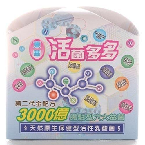 《小瓢蟲生機坊》東華 - 活菌多多 3g/包x30包/盒  益生菌 乳酸菌