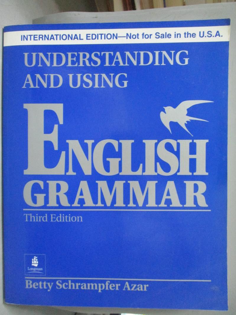 ~書寶 書T1/語言學習_XFF~Understanding and using Engl