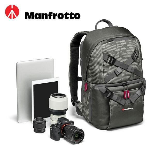 ◎相機專家◎ManfrottoMBOL-BP-30挪威系列雙肩攝影後背包公司貨