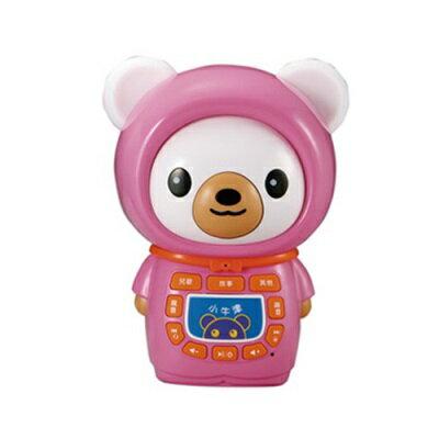 小牛津 帽T熊故事機(買就送防摔衣)-熊粉