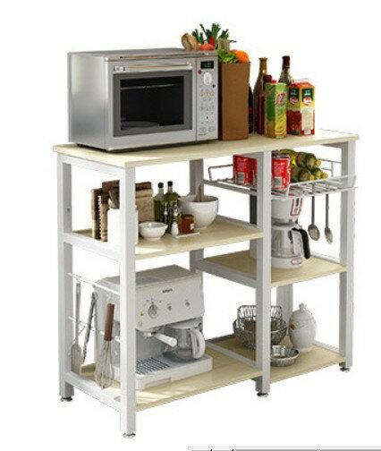 廚房電器架/移動式微波爐架/置物櫃(預購商7/30到貨)