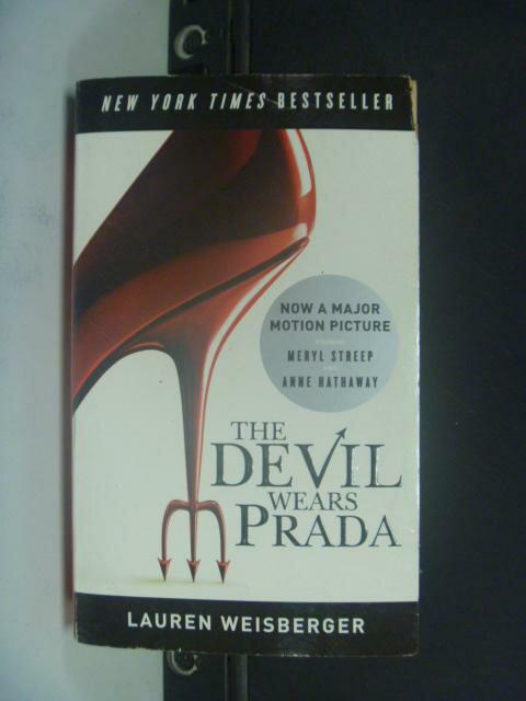 【書寶二手書T8/一般小說_KJK】The Devil Wears Prada_Lauren