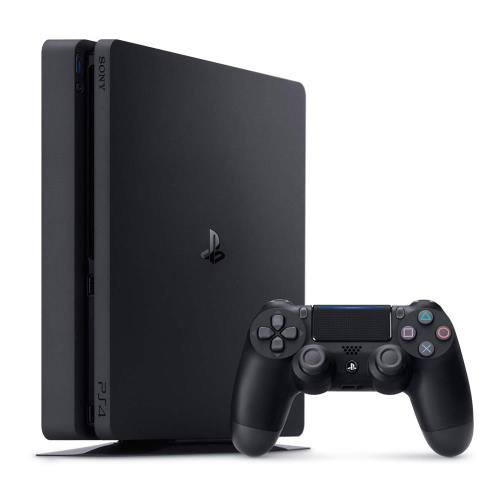 SONY PS4 主機Slim 500GB (台灣公司貨)黑色