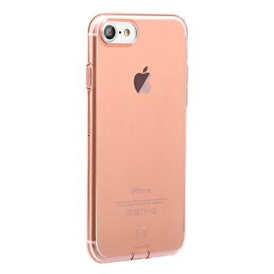 ☆Baseus倍思 蘋果iPhone7自帶防塵塞簡系列TPU