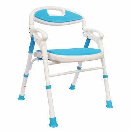 【醫康生活家】杏華 洗澡椅(16吋座寬) S168 藍