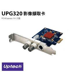 【Sound Amazing】UPMOST 登昌恆 UPG320 影像擷取卡