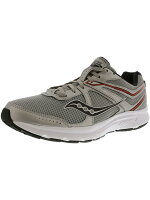 Deals on Saucony Men's Grid Cohesion 11 Ankle-high Mesh Running Shoe