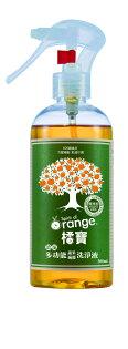 橘寶~植萃蔬果洗淨劑300ml/罐