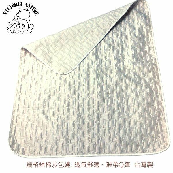 寵物暖被 保暖被 冬夏兩用被 舖棉被 多功被 涼被-雅緻米色 台灣製