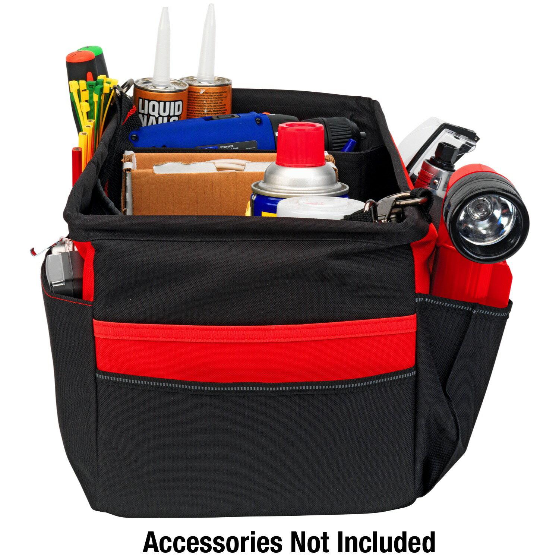 Powerbuilt 21-Inch Car Trunk Tool Storage Carrier Organizer Bag - 642412 1