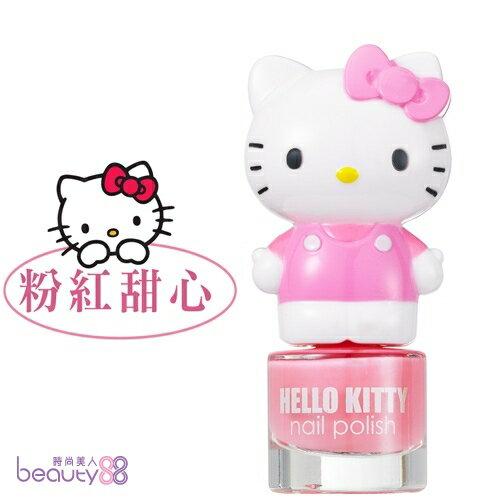【iBV.18】Hello Kitty 繽紛萌女孩指甲油-粉紅甜心