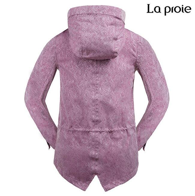 La proie 女式提花風衣 CF1672084 4
