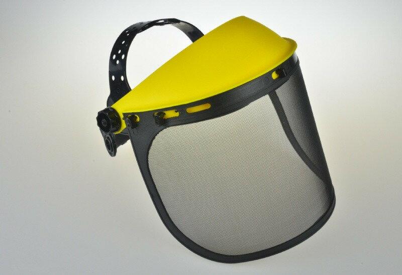 除草機/割草機專用防護面罩   保護臉部